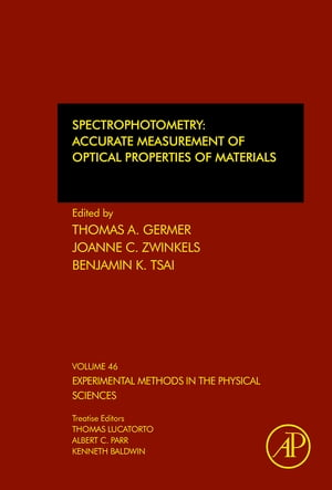 Spectrophotometry Accurate Measurement of Optical Properties of Materials