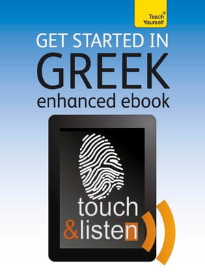 Get Started in Beginner's Greek: Teach Yourself Audio eBook