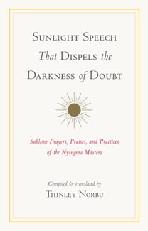 Sunlight Speech That Dispels the Darkness of Doubt