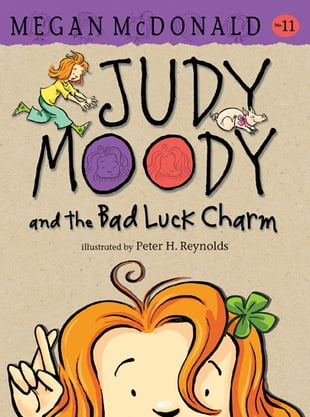 Judy Moody and the Bad Luck Charm (Book #11)
