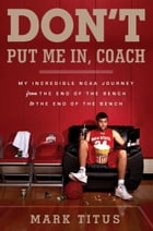 Don't Put Me In, Coach Cover Image