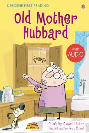 Old Mother Hubbard: Usborne First Reading: Level Two