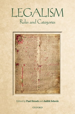 Legalism Rules and Categories