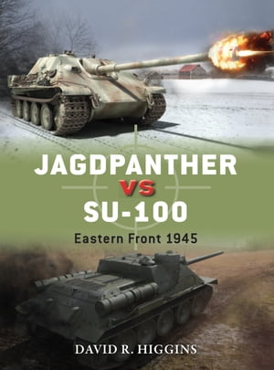 Jagdpanther vs SU-100 Eastern Front 1945