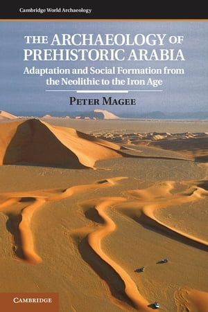 The Archaeology of Prehistoric Arabia Adaptation and Social Formation from the Neolithic to the Iron Age