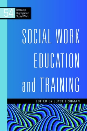 Social Work Education and Training