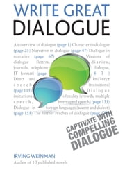 Write Great Dialogue: Teach Yourself