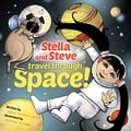 online magazine -  Stella and Steve Travel through Space!