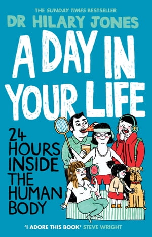 A Day in Your Life 24 Hours Inside the Human Body
