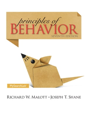 Principles of Behavior Seventh Edition
