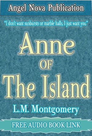 Anne of The Island : Free Audio Book Link