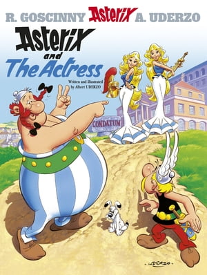 Asterix: Asterix And The Actress Album 31