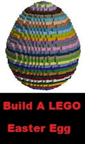 Build A LEGO Easter Egg Lets Build With LEGO