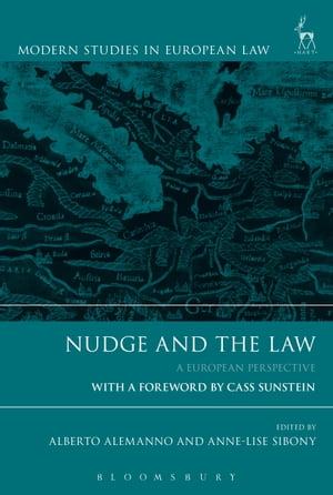 Nudge and the Law A European Perspective