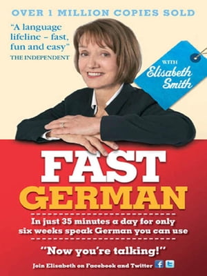 Fast German with Elisabeth Smith (Coursebook)