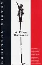 A Fine Balance Cover Image