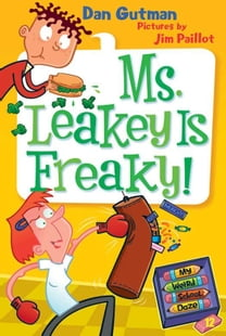 My Weird School Daze #12: Ms. Leakey Is Freaky!