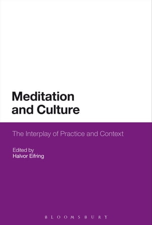 Meditation and Culture The Interplay of Practice and Context