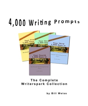 4, 000 Writing Prompts The Writerspark Collection