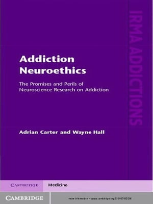 Addiction Neuroethics The Promises and Perils of Neuroscience Research on Addiction