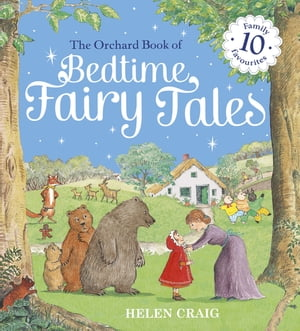 The The Orchard Book of Bedtime Fairy Tales
