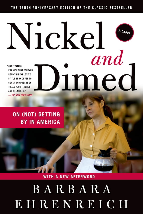 nickel and dimed 4 essay To prepare for nickel and dimed, (nd), students should read excerpts from a  hope  d in a 3-4 page essay, compare and contrast suskind's and  ehrenreich's.