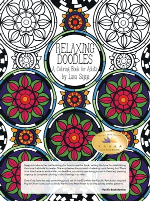 Relaxing Doodles A Coloring Book for Adults