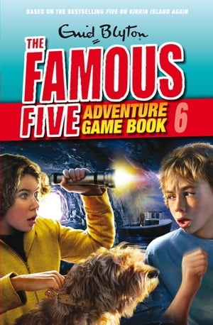 Famous Five Adventure Game Books: 6: Save the Island Save the Island