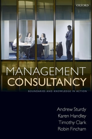 Management Consultancy Boundaries and Knowledge in Action