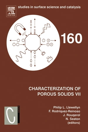 Characterization of Porous Solids VII Proceedings of the 7th International Symposium on the Characterization of Porous Solids (COPS-VII),  Aix-en-Prove