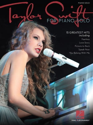 Taylor Swift for Piano Solo (Songbook)