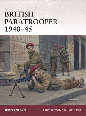 British Paratrooper 1940?45