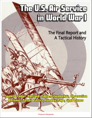 The U.S. Air Service in World War I: The Final Report and A Tactical History - Sopwith Camel,  Haviland,  Eddie Rickenbacker,  Observation Balloons,  Purs