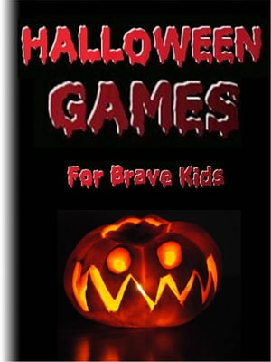 Halloween games for brave kids