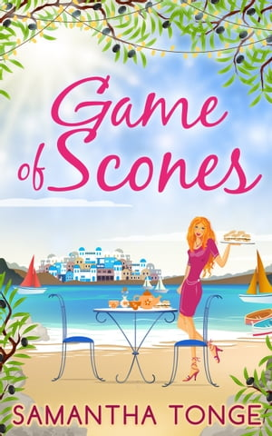 Game Of Scones (The Little Teashop,  Book 1)