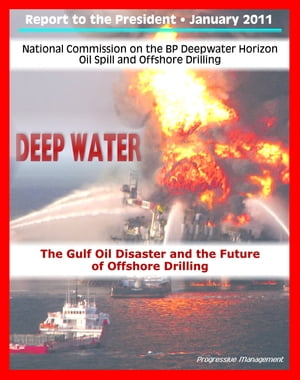 Deep Water: The Gulf Oil Disaster and the Future of Offshore Drilling - The Report of the National Commission on the BP Deepwater Horizon Oil Spill an