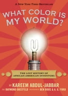 What Color Is My World? Cover Image