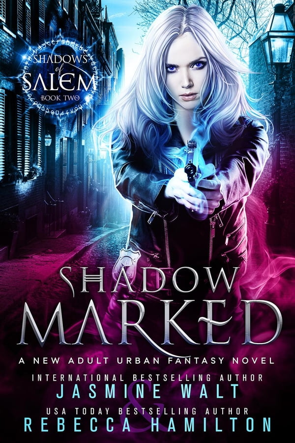 Shadow Marked cover image