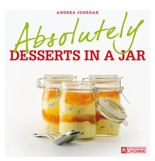 Absolutely desserts in a jar