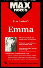 Emma (MAXNotes Literature Guides) Cover Image