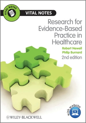 Research for Evidence-Based Practice in Healthcare