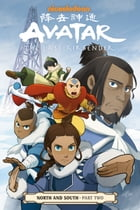 Avatar: The Last Airbender--North and South Part Two Cover Image