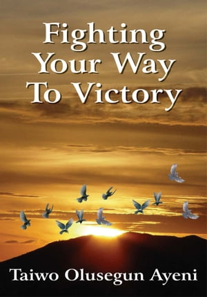 Fighting Your Way To Victory Principles of Victory Over Stubborn Problems