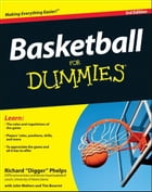 Basketball For Dummies Cover Image