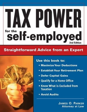 Tax Power for the Self-Employed