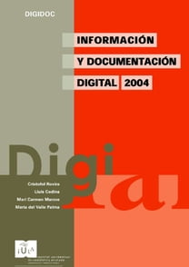 Información y documentación digital