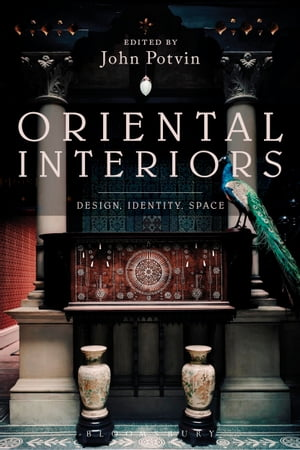 Oriental Interiors Design,  Identity,  Space