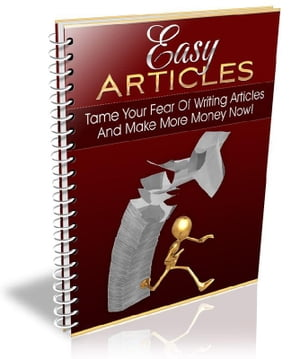 How to write easy articles !
