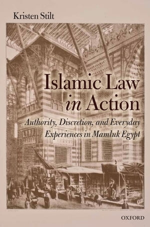 Islamic Law in Action Authority,  Discretion,  and Everyday Experiences in Mamluk Egypt