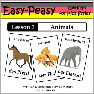 German Lesson 3: Animals